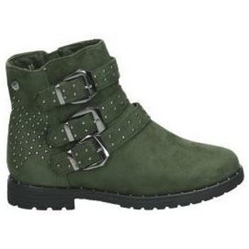 Zapatos Niños Botas de caña baja Xti 55878 Vert