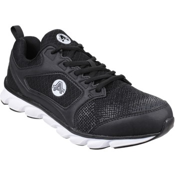 Zapatos Zapatillas bajas Amblers  Negro