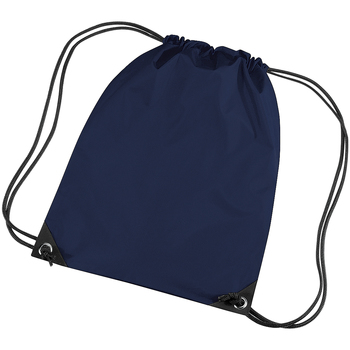 Bolsos Niños Mochila de deporte Bagbase BG10 Azul marino Francés