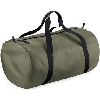 Bolsos Bolso de viaje Bagbase BG150 Verde/negro