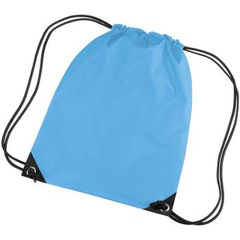 Bolsos Niños Mochila de deporte Bagbase BG10 Azul surf