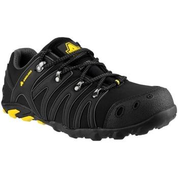 Zapatos zapatos de seguridad  Amblers  Negro