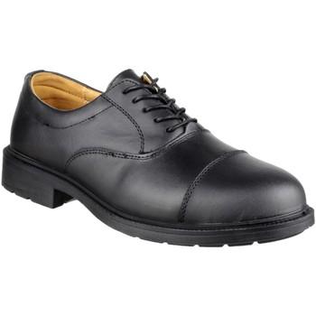 Zapatos Hombre Derbie Amblers  Negro