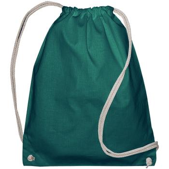 Bolsos Niños Mochila de deporte Bags By Jassz 60257 Petróleo