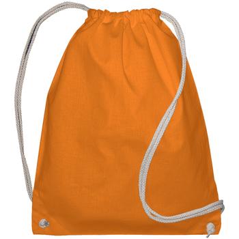 Bolsos Niños Mochila de deporte Bags By Jassz 60257 Mandarina