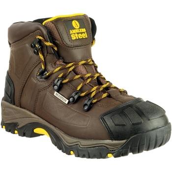 Zapatos Hombre zapatos de seguridad  Amblers 39 S3 WP CRAZYHORSE Crazy Horse