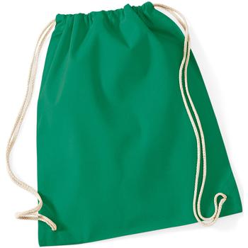 Bolsos Niños Mochila de deporte Westford Mill W110 Verde césped