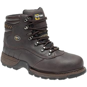 Zapatos Hombre Zapatos de trabajo Grafters  Multicolor