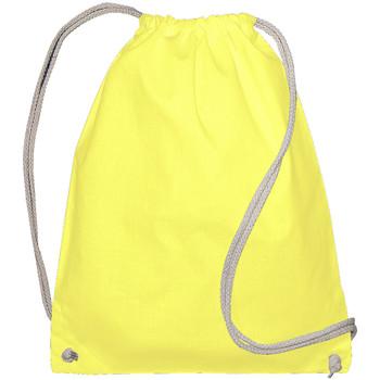 Bolsos Niños Mochila de deporte Bags By Jassz 60257 Mantequilla