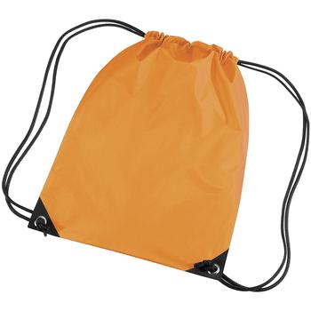 Bolsos Niños Mochila de deporte Bagbase BG10 Naranja Fluorescente