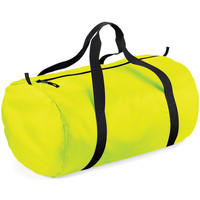 Bolsos Bolso de viaje Bagbase BG150 amarillo/negro