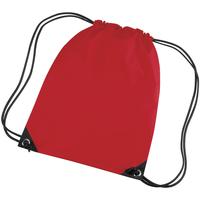 Bolsos Niños Mochila de deporte Bagbase BG10 Rojo Clásico