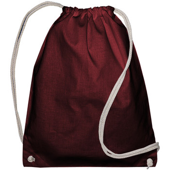Bolsos Niños Mochila de deporte Bags By Jassz 60257 Vino