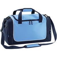 Bolsos Mochila de deporte Quadra QS77 Azul/marino/blanco