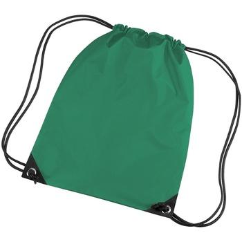 Bolsos Niños Mochila de deporte Bagbase BG10 Verde césped