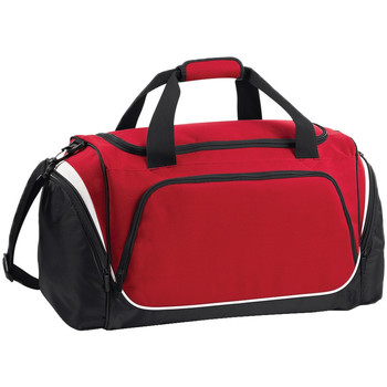 Bolsos Mochila de deporte Quadra QS270 Rojo/negro/blanco