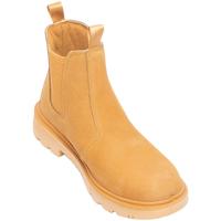 Zapatos Hombre zapatos de seguridad  Grafters  Beige