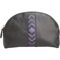 Bolsos Mujer Trousse de toilette Eastern Counties Leather  Púrpura