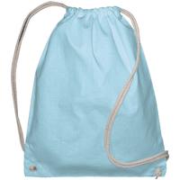 Bolsos Niños Mochila de deporte Bags By Jassz 60257 Azul claro