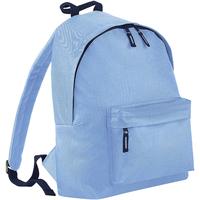 Bolsos Mochila Bagbase BG125 Azul cielo/azul marino