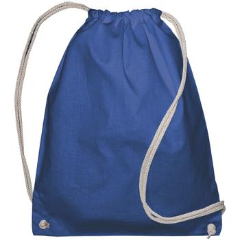 Bolsos Niños Mochila de deporte Bags By Jassz 60257 Azul