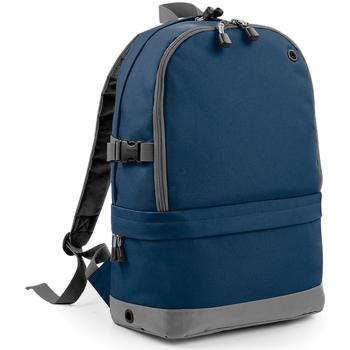 Bolsos Mochila Bagbase BG550 Azul marino