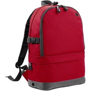 Bolsos Mochila Bagbase BG550 Rojo