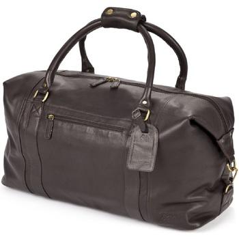 Bolsos Bolso de viaje Eastern Counties Leather  Negro