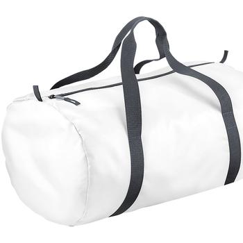 Bolsos Bolso de viaje Bagbase BG150 Blanco