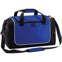 Bolsos Mochila de deporte Quadra QS77 Azul/negro/blanco