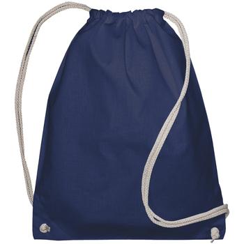 Bolsos Niños Mochila de deporte Bags By Jassz 60257 Azul índigo