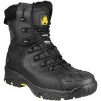 Zapatos Hombre zapatos de seguridad  Amblers  Negro