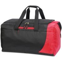 Bolsos Bolso de viaje Shugon SH2477 Negro/Rojo