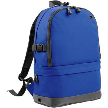 Bolsos Mochila Bagbase  Azul eléctrico