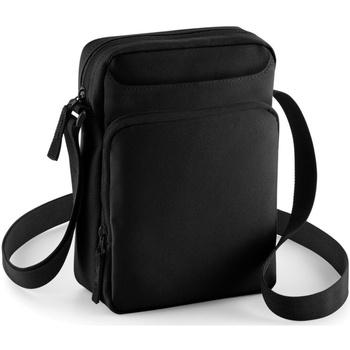 Bolsos Hombre Bolso pequeño / Cartera Bagbase BG30 Negro