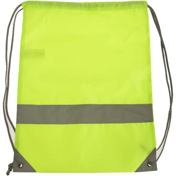 Bolsos Niños Mochila de deporte Shugon SH5890 Amarillo fluorescente
