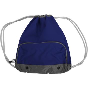 Bolsos Niños Mochila de deporte Bagbase BG542 Azul marino