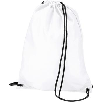 Bolsos Niños Mochila de deporte Bagbase BG5 Blanco