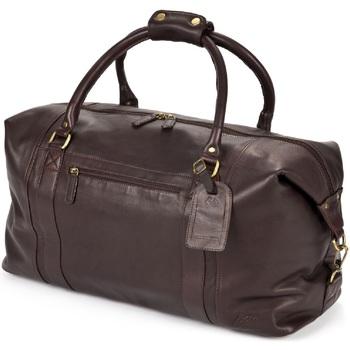 Bolsos Bolso de viaje Eastern Counties Leather  Marrón