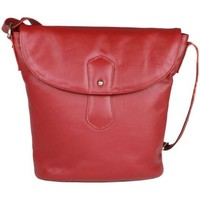 Bolsos Mujer Bandolera Eastern Counties Leather  Rojo