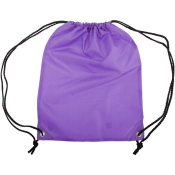 Bolsos Niños Mochila de deporte Shugon SH5890 Púrpura