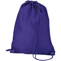 Bolsos Niños Mochila de deporte Quadra QD17 Púrpura
