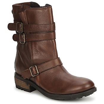 Zapatos Mujer Botas de caña baja Liebeskind ROMUALD Marrón
