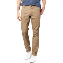 textil Hombre pantalones chinos Dockers ALPHA ORIGINAL SKINNY NEW BRITISH Beige