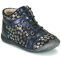 Zapatos Niña Botas de caña baja GBB OMANE Azul