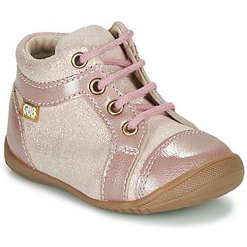 Zapatos Niña Botas de caña baja GBB OMANE Rosa