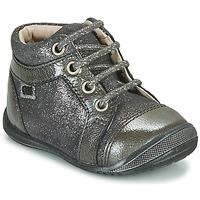 Zapatos Niña Zapatillas altas GBB OMANE Negro