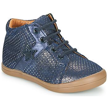 Zapatos Niña Botas de caña baja GBB DUANA Azul
