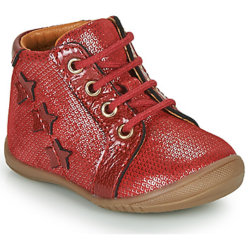 Zapatos Niña Botas de caña baja GBB DAVIA Rojo