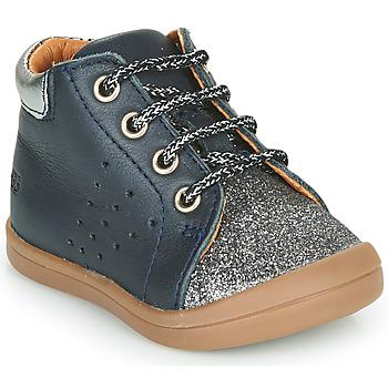 Zapatos Niña Botas de caña baja GBB NAHIA Azul